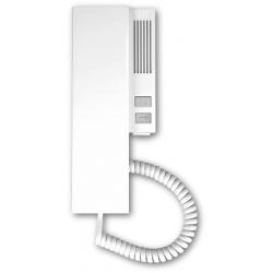 ACO INS-UP EC UNIFON - 2 przyciski, dodatkowy funkcyjny, magnetyczne odkładanie słuchawki ecru