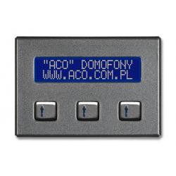 ACO CDN-ABC  Elektroniczny moduł rozszerzeń do wyboru sublokali