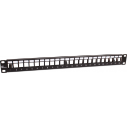 Patch panel pusty Getfort 24 porty