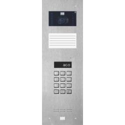 ACO INSPIRO 11S+ Centrala Slave, do 1020 lokali, LCD, CDBVK , pole opisowe małe