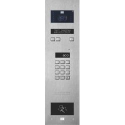ACO INSPIRO 8S+ Centrala Slave, do 1020 lokali, LCD, CDNVK, Elektroniczna lista lokatorów, RFID do 6144 transponderów