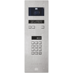 ACO INSPIRO 7S+ Centrala Slave, do 1020 lokali, LCD, CDNVK, Elektroniczna lista lokatorów