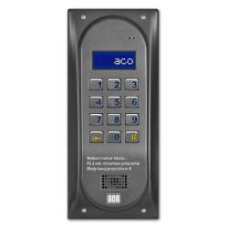 ACO CDNP6 ST CENTRALA DOMOFONOWA grzałka LCD.