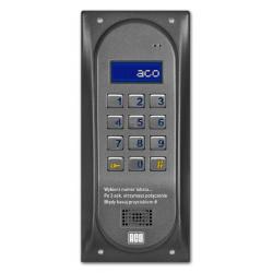 ACO CDNP6S ST CENTRALA DOMOFONOWA grzałka LCD.