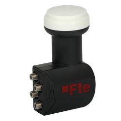 Konwerter Quad FTE eXcellento HD Black 0,1dB