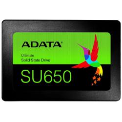 DYSK SSD ADATA Ultimate SU650 480G 2.5 S3 3D