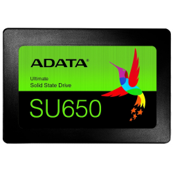 DYSK SSD ADATA Ultimate SU650 240G 2.5 S3 3D