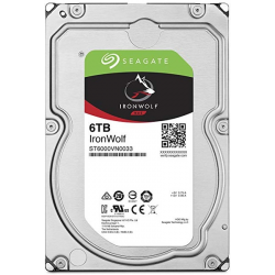 DYSK SEAGATE IronWolf ST6000VN0033 6TB