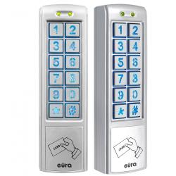 ZAMEK SZYFROWY ''EURA'' AC-30C7 (2 wyjścia, natynk, karta zbliżeniowa)
