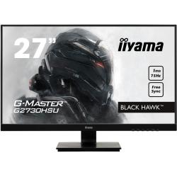 "Monitor LED IIYAMA G2730HSU-B1 27"" BLACK HAWK"